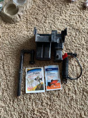 Fish filter- starter kit for Sale in La Mesa, CA