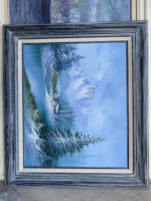 Winter Painting for Sale in Virginia Beach, VA