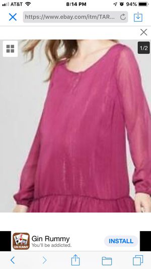 New Maternity Tunic for Sale in Los Angeles, CA