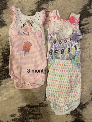 Baby Girl Clothes! 3-6 months for Sale in Austin, TX