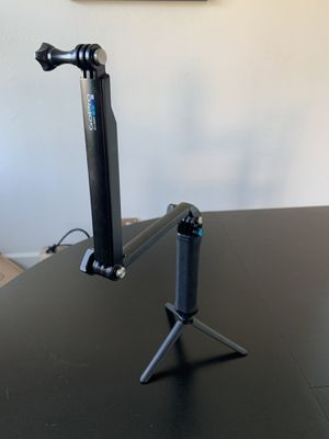 GoPro 3-way Grip, Arm, Tripod for Sale in Temecula, CA
