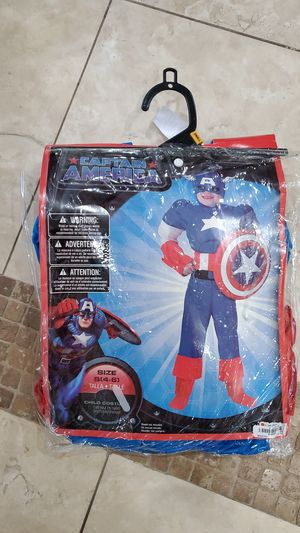 Captain America for Sale in Balch Springs, TX