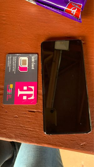 samsung galaxy s10 for Sale in Stone Mountain, GA