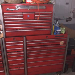 Snap On Tool Boxes Fully Equipped With Every Tool for Sale in Brooklyn, NY