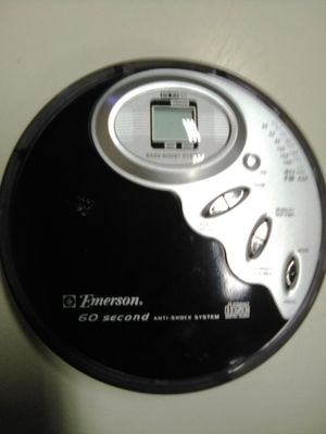Emerson CD portable player for Sale in Ellensburg, WA