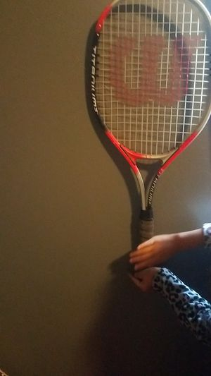 Wilson tenneis racket for Sale in Bakersfield, CA