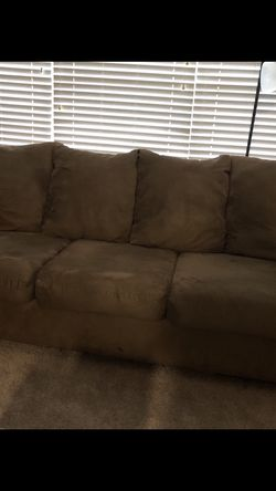 Sofa - brown for Sale in Houston,  TX