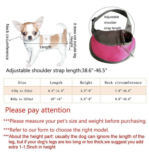 Pet carrier up to 5lbs new