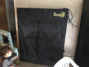 Gorilla grow tent shorty for Sale in Dinuba, CA