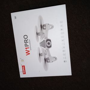 Drone W1 Pro Blanco Nuevo for Sale in New Britain, CT