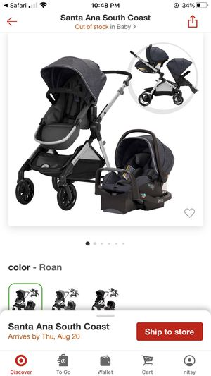 Evenflo double stroller for Sale in Fountain Valley, CA