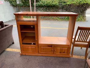 Entertainment unit for Sale in Ashland, OR
