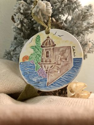 Puerto Rico Christmas Ornament for Sale in Seminole, FL