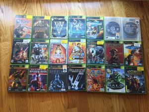 23 original Xbox games (1st gen) for Sale in New York, NY