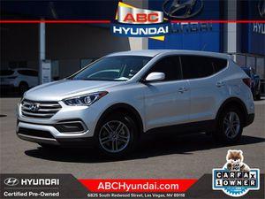 2018 Hyundai Santa Fe Sport for Sale in Las Vegas, NV