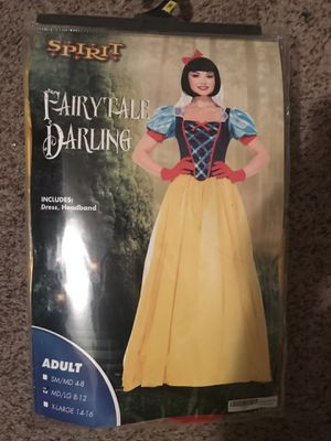 Snow White Halloween Costume for Sale in Painesville, OH