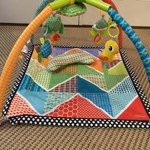 Infantino activity gym and play mat for sale for Sale in Englewood, CO