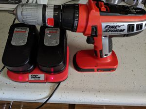 Black & Decker Firestorm drill with extra battery for Sale in Reynoldsburg, OH