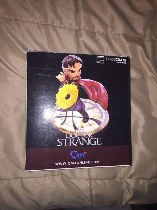 Q-FIG Figurine Marvel Doctor Strange Lootcrate Exclusive