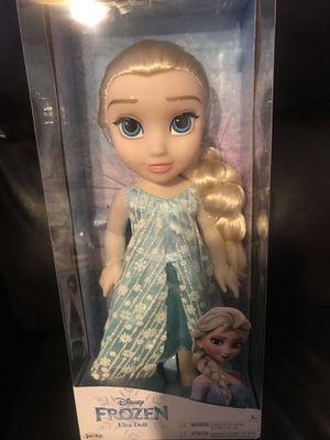 Elsa Doll new for Sale in Fullerton, CA