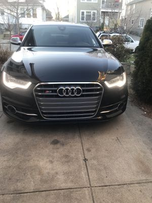 2012-2015 Audi S6 front bumper with grille for Sale in Providence, RI