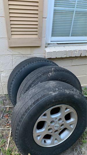 P245/75R16 Tires for Sale in Monticello, IL