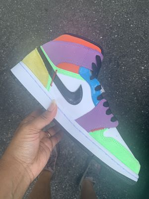 Brand New Jordan 1 Size 8.5 Men/ 10 Women for Sale in Hyattsville, MD