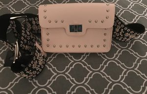 Pink leather waist bag for Sale in Kernersville, NC