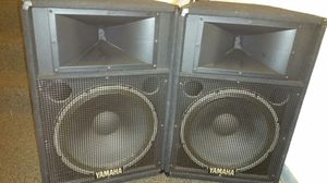 Yamaha 115 500 a1000 wats for Sale in Mundelein, IL