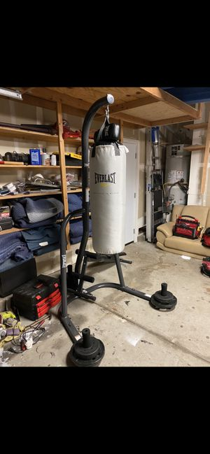 Punching bag for Sale in Lathrop, CA