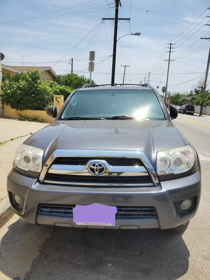Toyota 4runner 2007 for Sale in Los Angeles, CA