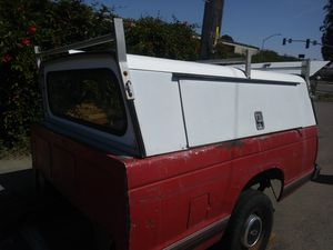 Utility camper shell for Sale in Richmond, CA