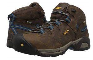 NEW WATERPROOF Tteel Toe Boots Size 8, 9, or 10 KEEN Utility Detroit XT Work- for Sale in San Jose, CA