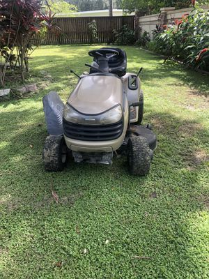 Craftsman tractor for Sale in Tampa, FL