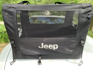 JEEP Mopar collapsible dog kennel for Sale in Chesterfield, MO