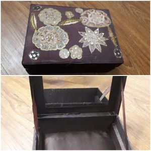 "Collectible Box With inside Mirror 7""x9"" for 7$ for Sale in Houston, TX"