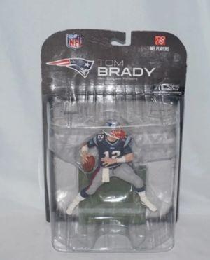 NFL Tom Brady #12 New England Patriots 2008 Mcfarlane Toys NFL Sports Picks Figure for Sale in Seattle, WA