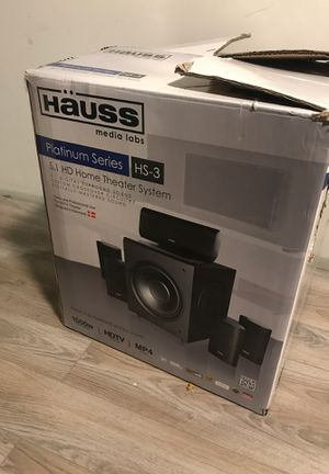 New surround sound system for Sale in Buffalo, NY