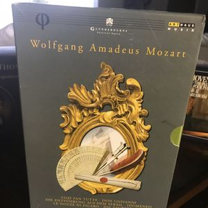 Mozart glyndebourme collection 6 dvd set for Sale in Phoenix, AZ