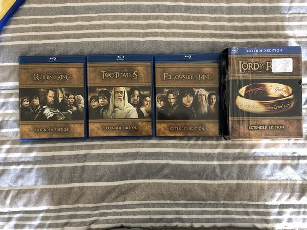 Lord of the Rings: Motion Picture Trilogy - Extended Edition