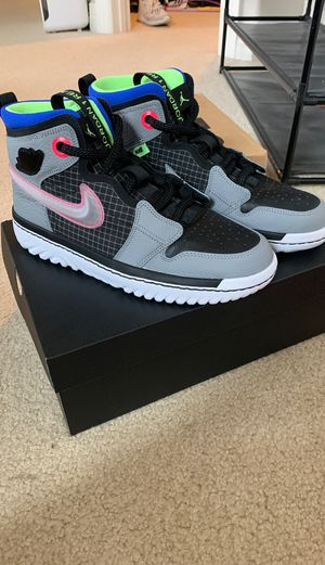 Jordan 1 react DS (size.9) for Sale in Austin, TX