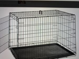 Folding Metal Dog Crate for Sale in NY, US