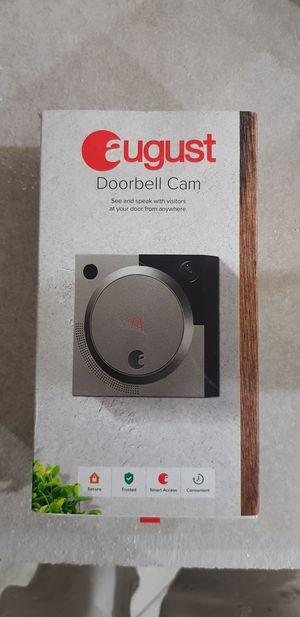 August doorbell cam for Sale in Tampa, FL