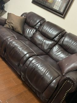 Recliner Set With Tables for Sale in Houston,  TX