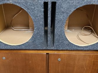 Car Audio Speaker Box's for Sale in Eastlake,  OH