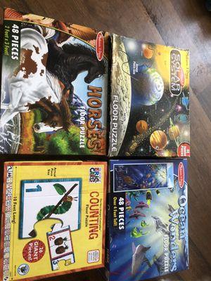 Floor puzzles for Sale in Avondale, AZ