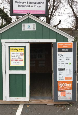 Sheds USA 8x12 Value Plus Shed Valley Stream NY 11580 for Sale in Elmont, NY