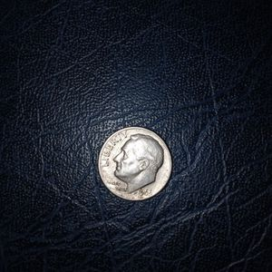 "1966 Roosevelt Coin With ""5"" On His Cheek for Sale in Chico, CA"