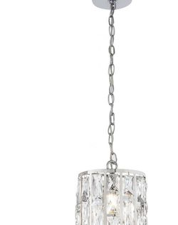 Kristella Collection Crystal Pendant Hanging Lamp for Sale in Portland,  OR