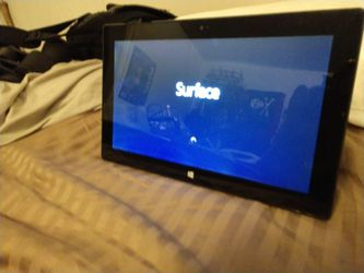 Microsoft Windows surface RT TABLET/PC (1516) 32GB for Sale in San Diego,  CA